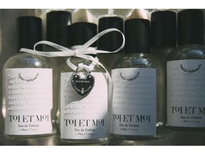 韓国のエモい香水ブランド'TOI ET MOI'(トワエモア)、Qoo10入店記念割引プロモーション実行