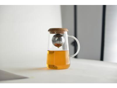 世界初!手軽にお茶の濃度を調整して香りと風味を引き出すマグネット付き3-in-1マルチティーカップ、Oh!t(オーティー)
