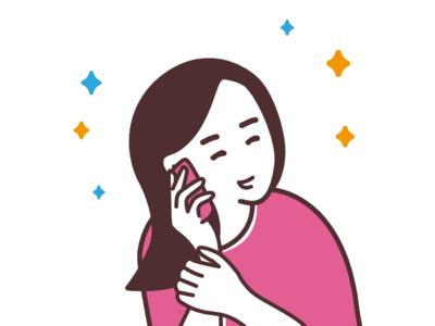 コロナ禍で頑張るプレママ・ママのために産後のストレス解消チャットアプリ「話してスッキリ」の利用料無料キャンペーンを開始