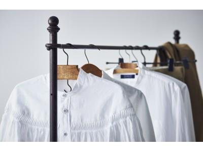 夏のおしゃれは白いシャツ!