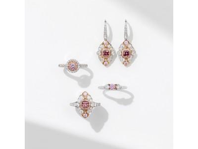 ニューヨーク発、カラーダイヤモンド専門店「スコットウエスト」が銀座三越限定アイテムを販売中!
