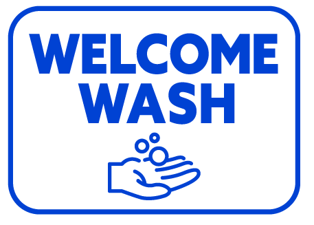 銀座三越は『公衆手洗い推進パートナーシップ』に賛同し、プログラム第1弾「WELCOME WASH GINZA」で、水道に依存しない手洗いスタンド「WOSH」の設置を行います