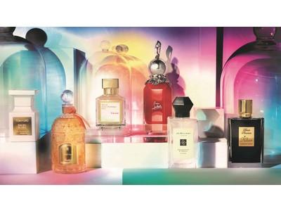 伊勢丹新宿店で年に一度の香水の祭典「サロン ド パルファン」開催!