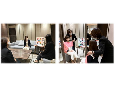 【銀座三越】婦人パーソナルコンサルティングサービスに新たにメイクアドバイスコースが加わります!