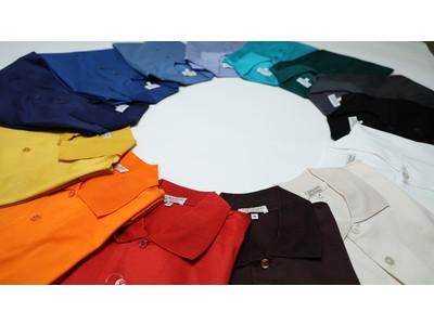 日本橋三越本店【シャルベ】に春夏のバイヤーおすすめアイテムが揃いました!ショップ初の14色カラーバリエーションのポロシャツをはじめ、日常を明るくするアイテムが勢揃い!