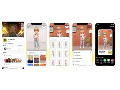一日2億人が利用するBitmojiがSnapchat上でサービス拡張!