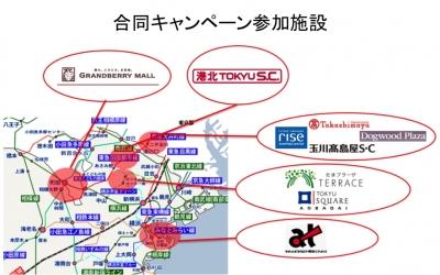 「NEARLY(ニアリ)」史上最大級の5社9施設合同キャンペーンを開催!~お買物情報アプリ「NEARLY(ニアリ)」ダウンロードキャンペーン!~
