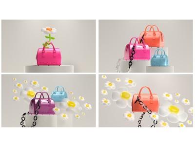 Re-Candy : フルラの新しいサステナブルアイコンをミラノ ファッション ウィーク期間に発表