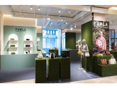フルラ 三越銀座店 ザ・ステージで9月29日(水)から期間限定でポップアップストアをオープン