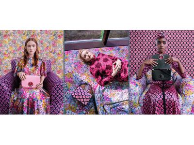 KATE SPADE NEW YORK は、新クリエイティブディレクターのニコラ・グラスによるSpring 2019 コレクションを写真家ティム・ウォーカーが撮り下ろしたキャンペーンビジュアルを発表