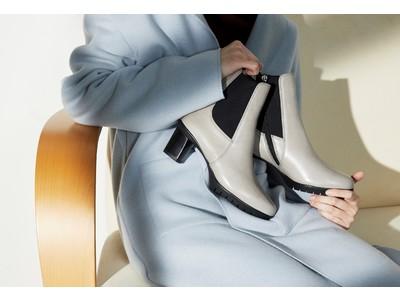 外反母趾にもやさしい靴「fitfit/フィットフィット」疲れづらく歩きやすい2021年秋冬新作ブーツを発売!