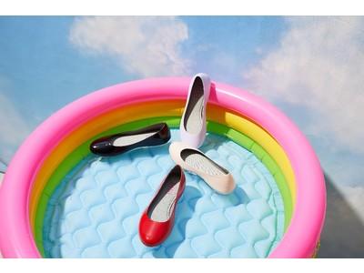 ビーチサンダル代わりにもオススメ!夏を楽しむワンマイルシューズ「グミフラット」を期間限定価格でご紹介!