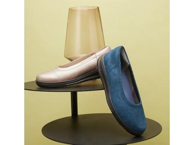 【累計販売足数530万足】外反母趾にもやさしい靴「fitfit/フィットフィット」から、新しい季節が待ち遠しくなる新作スニーカーが登場!