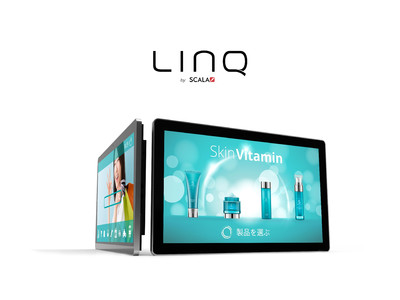 SCALA インテリジェントタブレット LINQ のフルラインナップを国内で発売