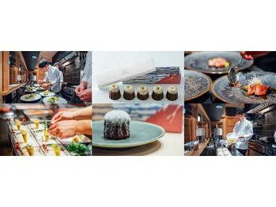 あの秒速完売スイーツ『富士山カヌレ』が、二日間限定で東急プラザ銀座に登場!新作のヘーゼルナッツケーキ『トルタ・ディ・ノッチョーレ』を事前購入者にプレゼント!