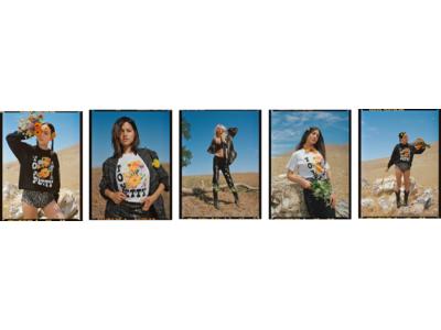 MATCHESFASHION がRodarte x Tom Pettyの限定カプセルコレクションを発売