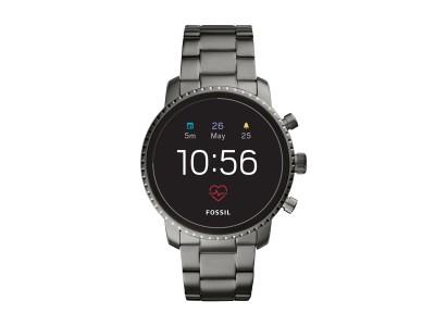 FOSSILがタッチスクリーンスマートウォッチの最新コレクションを発売  第4世代は心拍センサー、GPS、NFCなどの新機能を搭載
