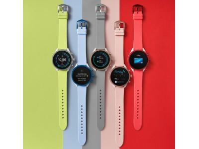 Snapdragon Wear 3100を搭載したWear OSスマートウォッチ「FOSSIL Sport Smartwatch」が遂に日本上陸。公式オンラインストアのみの限定先行発売開始