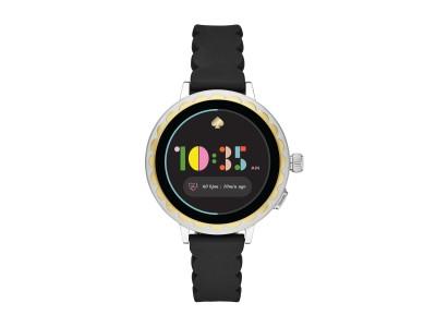 ケイト・スペード ニューヨークより、新作タッチスクリーンスマートウォッチ 「Scallop Smartwatch 2」コレクションが登場。2019年3月20日(水)全国発売をスタート。