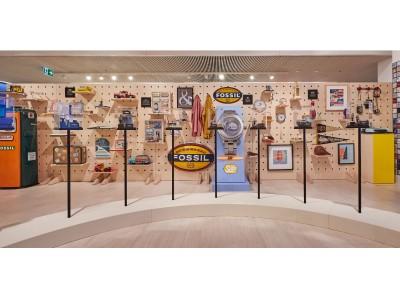 今年35周年を迎えるフォッシルが、バーゼルでブランド初のヒストリーコレクションを展示。年間を通し、復刻ウォッチ「アーカイブシリーズ」と、コラボレーションウォッチ「キュレーターシリーズ」を発売予定
