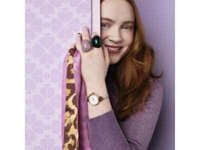 \ ウォッチを購入して、ケイト・スペード ニューヨークの豪華アイテムを当てよう!/腕時計のセレクトショップ「TiCTAC」系列24店舗にて「ケイト・スペード ニューヨーク」ウォッチフェアを開催