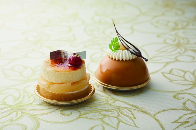 山形県高畠町産 極上のラ・フランスのオリジナルスイーツで楽しむ甘い香りととろける美味しさ