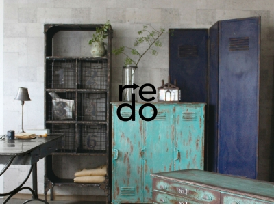 フレンチシャビー、北欧、ヴィンテージ・・・リノベーションにおけるコーディネイトをお手伝いするインテリアの情報発信サイト『Re:do』のご紹介。