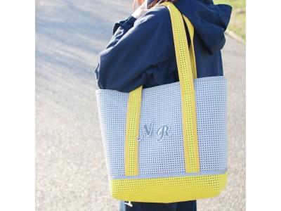 ライトトートバッグ×DIY=人とかぶらないオリジナルバッグへ。アレンジ簡単「イニシャル アクセサリーバッジ」