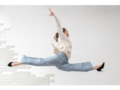 体操元日本代表 田中理恵さん監修 ORiental TRafficから〈跳べるパンプス〉が発売