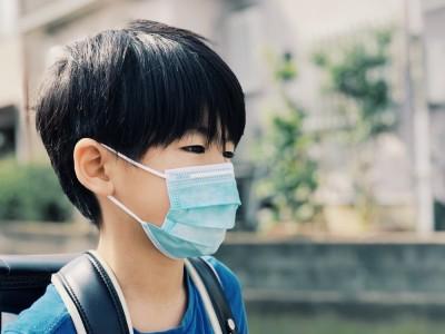 【withマスクの登校に】社会貢献活動の一環として、子ども用マスクを特別価格でご提供いたします