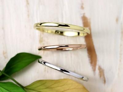 手作り結婚指輪のMAKIが手作りしたその日に持ち帰り可能な「結婚指輪彫金コース」を新設