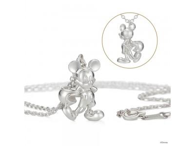 吉田ロベルト×U-TREASURE(ユートレジャー)コラボ。ミッキーマウス(モータースタイル)、ミッキーマウス(キスマークデザイン)のネックレス 7月29日から新発売