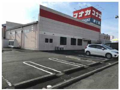 予約できる駐車場「B-Times」、紳士服コナカの店舗駐車場でサービス開始