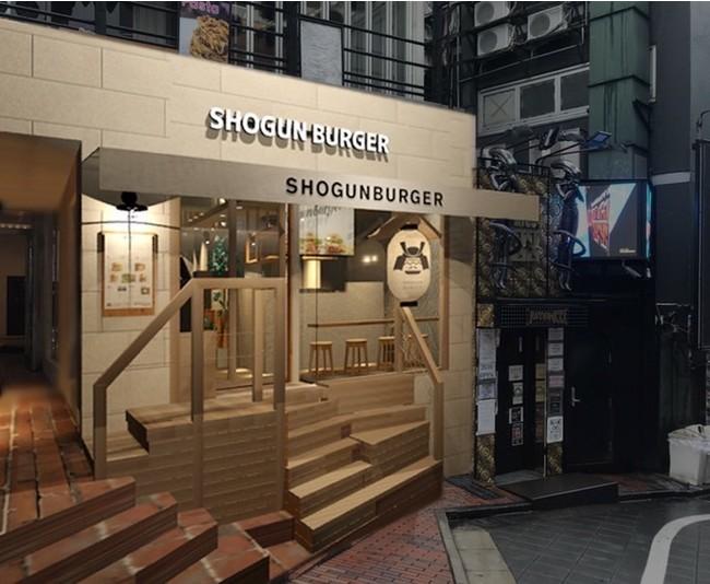 富山の老舗焼肉屋が本気で作った和牛100%バーガー『SHOGUN BURGER』から2021/10/23に新店舗渋谷店がNEW OPEN!!