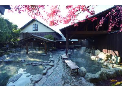 埼玉県の「美人の湯」おがわ温泉 花和楽の湯で食事と宿泊が楽しめる新プラン登場!