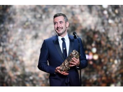 【DIOR】 ディオールを纏うセレブリティ:第44回セザール賞 (グザヴィエ・ルグラン、クリスティン・スコット・トーマス)