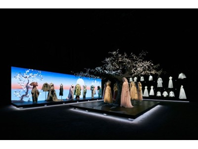 【DIOR】「ディオール、パリから日本へ」展を大阪で開催中。会場の様子とオーディオガイドも公開
