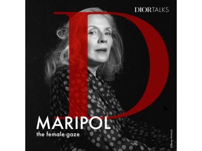 【DIOR】女性写真家が語る「Dior Talks」ポッドキャスト最新シリーズ <Vol.2 マリポル>