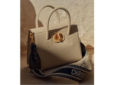 【DIOR】 2021 クルーズ コレクションの新作バッグ「ディオール サントノレ」