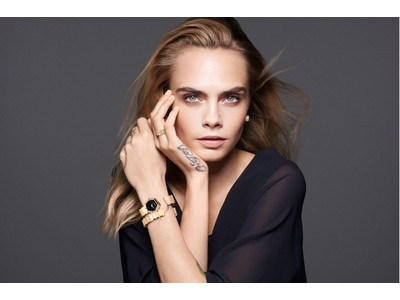【DIOR FINE JEWELRY & TIMEPIECES】 最新コレクション「GEM DIOR」がデビュー