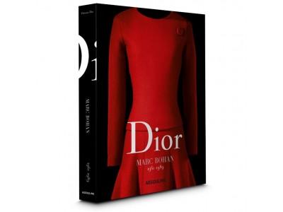 【ディオール】 書籍 『DIOR BY MARC BOHAN』を発表