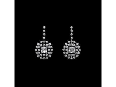 【Dior Haute Joaillerie】新作ハイジュエリー コレクション「Dior Rose」を発表