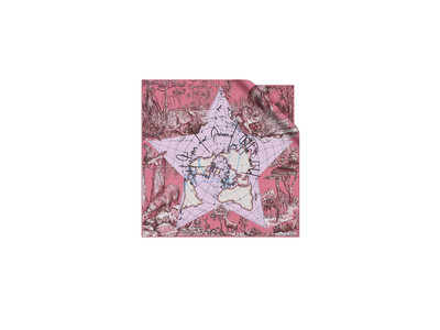 【DIOR】クルーズ 2022 「シルクスカーフ」が明日発売