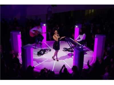 【ディオール】ジョルジャ・スミスがパフォーマンスを披露!グッゲンハイム インターナショナル ガラ 2018を開催