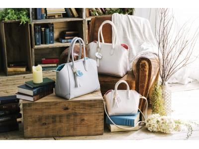 通勤バッグに悩むのはもう終わり!? 働く女性約60人が企画&プロデュースしたお仕事バッグが、4年ぶりに待望の復活! パソコン・A4書類を収納できるケースも新たに追加。