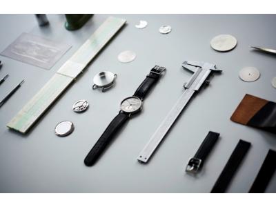 期間限定、本体×ストラップ×限定刻印であなただけの機械式時計にカスタマイズ   ドイツが誇る、時計の聖地に根差した伝統的なメーカー     ノモス グラスヒュッテ カスタムオーダーフェア 2021