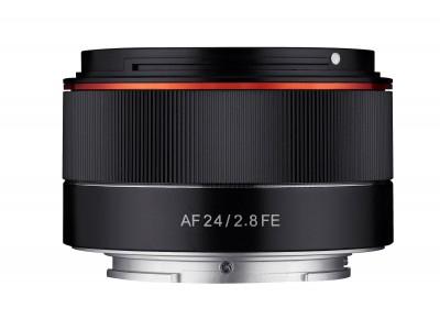軽くても、小さくても、圧倒的な性能。AF35mmF2.8 FEに続く、小型・軽…