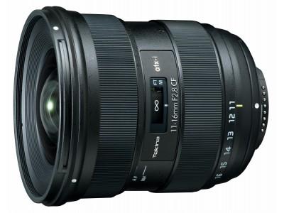 トキナー新シリーズ第1弾「atx-i 11-16mm F2.8 CF」APS-…