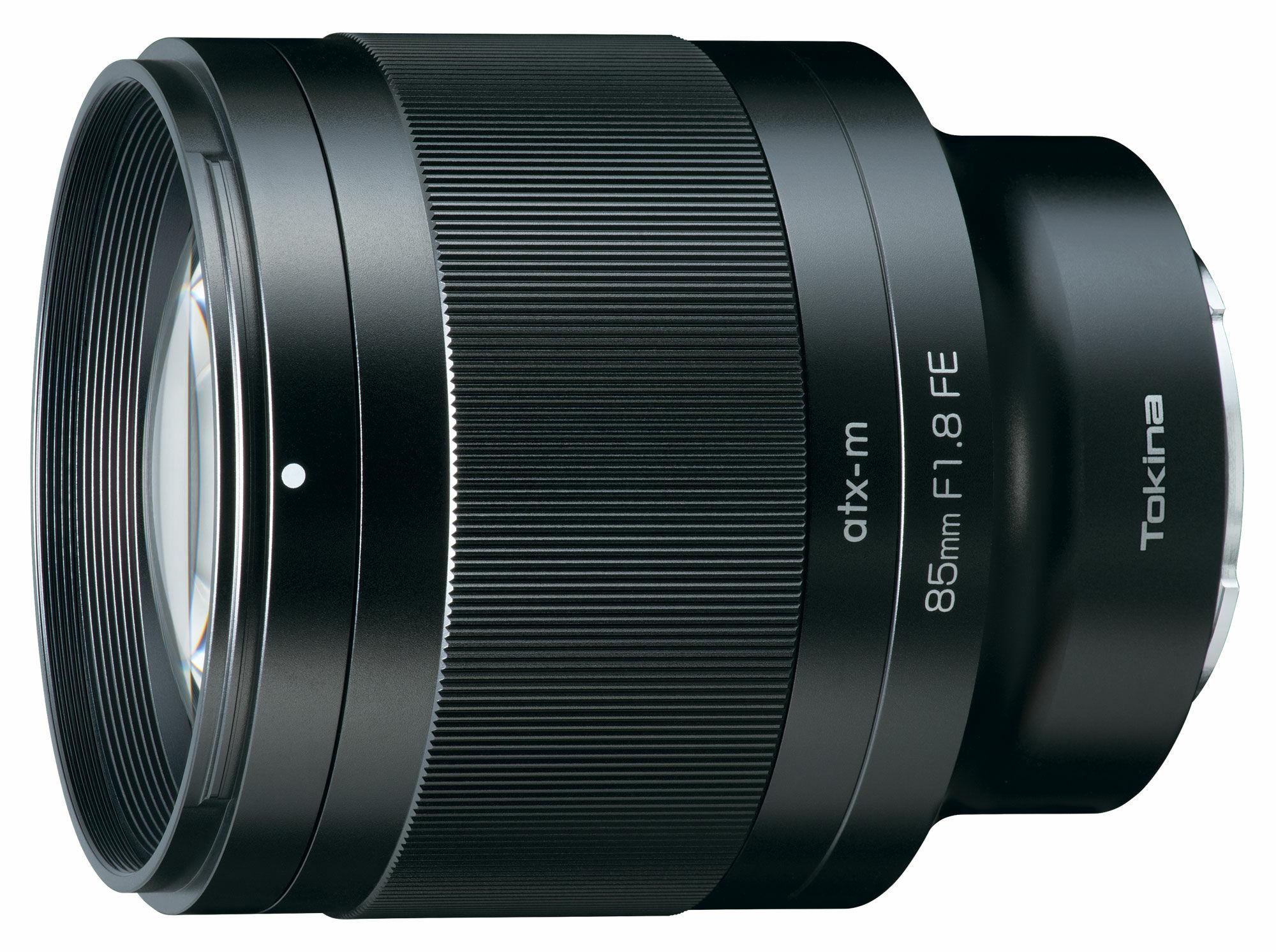 ミラーレスカメラ専用交換レンズの新シリーズ「atx-m」第1弾「atx-m 8…