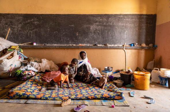 COVID-19の脅威が迫る中、中央サヘル地域で飢餓に苦しむ人の数が急増